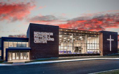 Notre Dame Highschool- Monsignor Willenberg Center